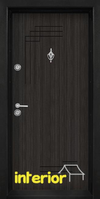 Блиндирана входна врата, модел Т111