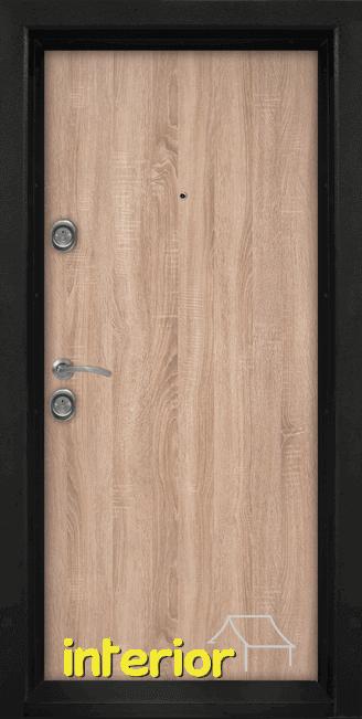 Блиндирана входна врата, модел T-902